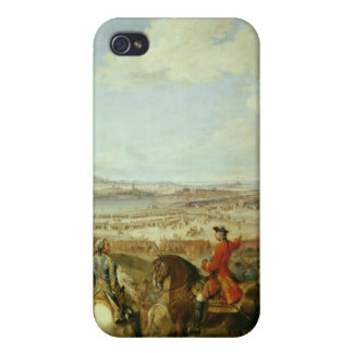 The Battle of Lawfeld, 2nd July 1747 iPhone 4/4S Covers