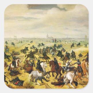 The Battle of Leckerbeetje 1600 Stickers