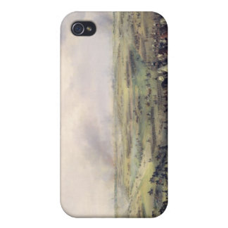 The Battle of Leipzig, 16-19 October 1813 iPhone 4/4S Cases