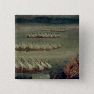 The Battle of Lepanto, 7th October 1571 Button