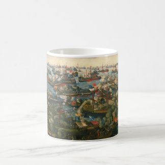 The Battle of Lepanto by Yogesh Brahmbhatt Coffee Mug