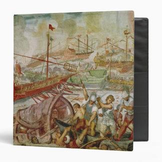 The Battle of Lepanto, October 1571, 1600 Binder