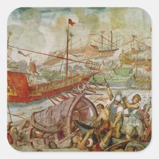 The Battle of Lepanto October 1571 1600 Sticker