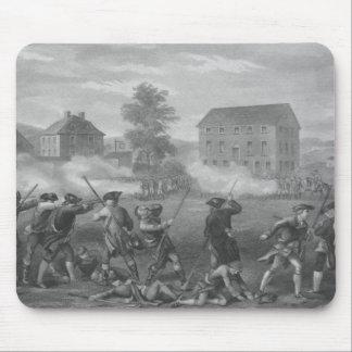 The Battle of Lexington Mouse Pad
