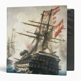 The Battle of Lissa 3 Ring Binder