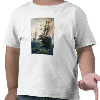 The Battle of Lissa Tshirt
