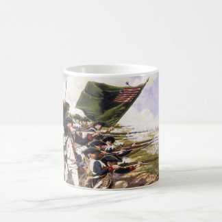 The Battle of Long Island by Domenick D'Andrea Coffee Mug