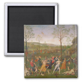 The Battle of Love and Chastity, after 1503 Magnet
