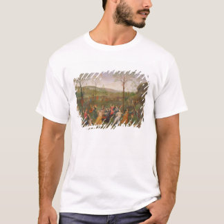 The Battle of Love and Chastity, after 1503 T-Shirt