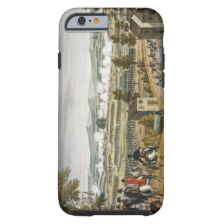 The Battle of Lutzen, 2 May 1813, engraved by Edme iPhone 6 Case