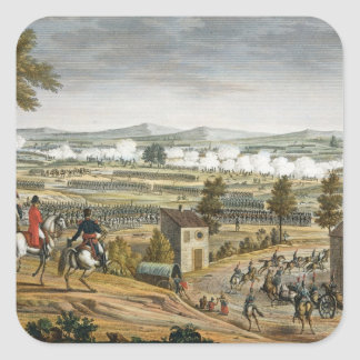 The Battle of Lutzen, 2 May 1813, engraved by Edme Sticker