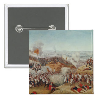 The Battle of Magenta, 4th June 1859, c.1859 Button