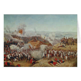 The Battle of Magenta, 4th June 1859, c.1859 Card
