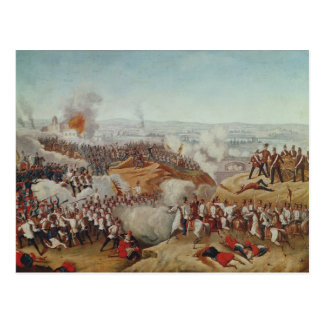 The Battle of Magenta, 4th June 1859, c.1859 Postcard