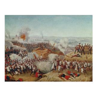The Battle of Magenta, 4th June 1859, c.1859 Postcard