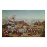 The Battle of Magenta, 4th June 1859, c.1859 Poster