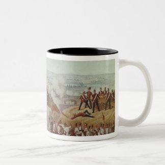 The Battle of Magenta, 4th June 1859, c.1859 Two-Tone Coffee Mug