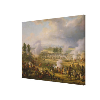 The Battle of Marengo, 14th June 1800, 1801 Canvas Print
