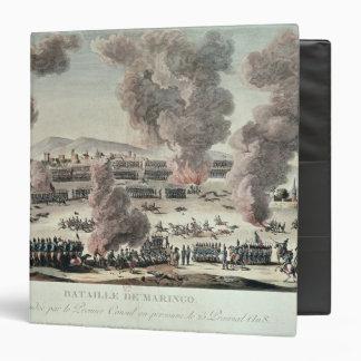 The Battle of Marengo Binder