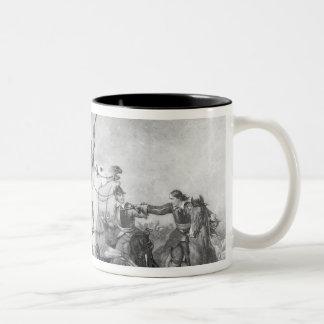 The Battle of Marston Moor, 2nd July 1644 Two-Tone Coffee Mug