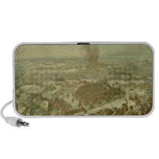 The Battle of Maxen, November 1759 iPhone Speakers