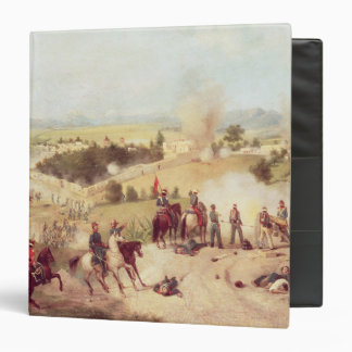 The Battle of Molino del Rey, 8th September 1847 Binders