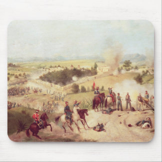 The Battle of Molino del Rey, 8th September 1847 Mouse Pad