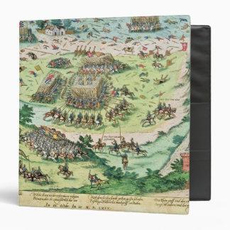The Battle of Moncontour 3rd October 1569 Binder