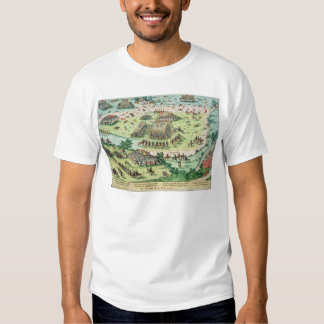 The Battle of Moncontour, 3rd October 1569 T-Shirt