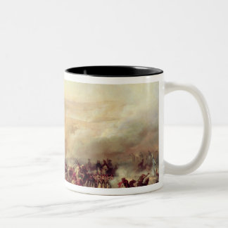The Battle of Mont Thabor, 16th April 1799 Two-Tone Coffee Mug