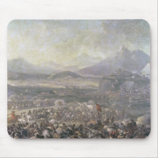 The Battle of Montjuic, 16th January 1641 Mouse Pad