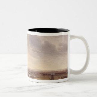 The Battle of Montmirail Two-Tone Coffee Mug