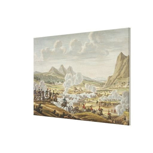 The Battle of Mount Tabor, 27 Ventose, Year 7 (17 Stretched Canvas Prints