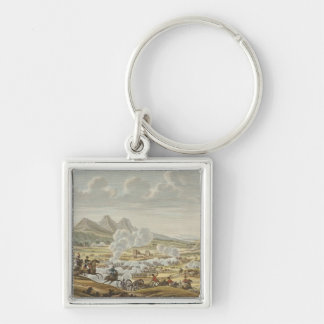 The Battle of Mount Tabor, 27 Ventose, Year 7 (17 Keychain