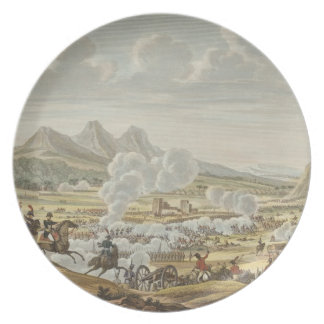 The Battle of Mount Tabor, 27 Ventose, Year 7 (17 Melamine Plate