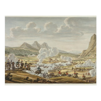 The Battle of Mount Tabor, 27 Ventose, Year 7 (17 Postcard