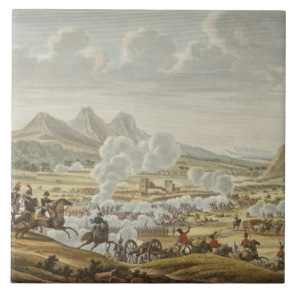 The Battle of Mount Tabor, 27 Ventose, Year 7 (17 Tile