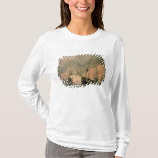 The Battle of Navarino, 20th October 1827, 1846 T-Shirt