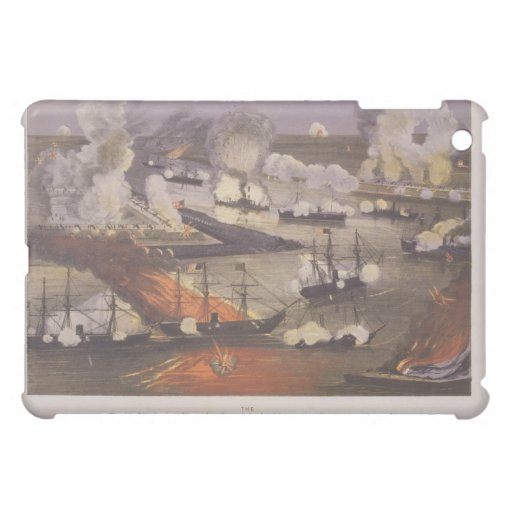 The Battle of New Orleans by Thomas S. Sinclair iPad Mini Case