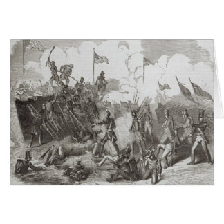 The Battle of New Orleans Greeting Card