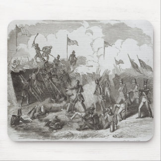 The Battle of New Orleans Mouse Pad