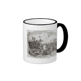 The Battle of New Orleans Ringer Coffee Mug