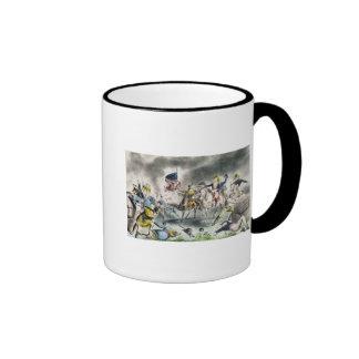 The Battle of New Orleans, pub.Nathaniel Currier Ringer Mug