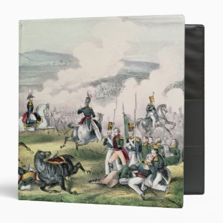 The Battle of Palo Alto, California, 8th May 1846 3 Ring Binder