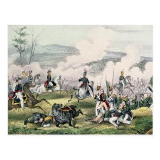 The Battle of Palo Alto, California, 8th May 1846 Postcard