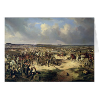 The Battle of Paris on 17th March 1814, 1834 Card