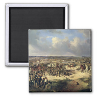 The Battle of Paris on 17th March 1814, 1834 Magnet