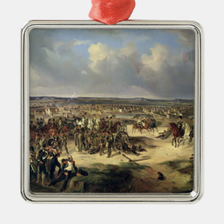 The Battle of Paris on 17th March 1814, 1834 Metal Ornament