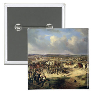 The Battle of Paris on 17th March 1814, 1834 Pinback Button
