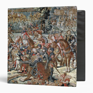 The Battle of Pavia. 3 Ring Binder